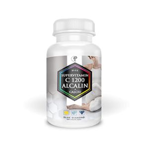 Calciu + Vitamina C alcalina
