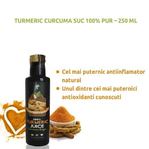 TURMERIC sau curcuma