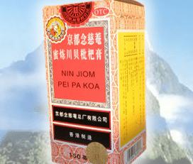 Sirop chinezesc bio