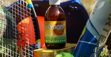 Vibracell - hrana sportivilor