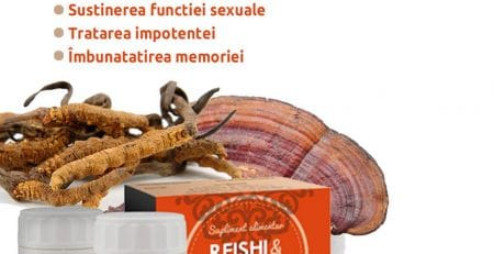 reishi si cordiceps