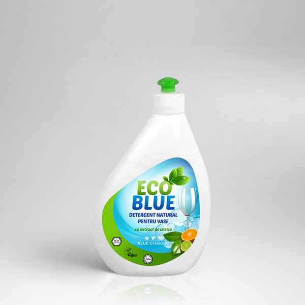 Ecoblue detergent vase