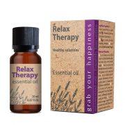 Ulei esential relax therapy terapie relaxare oboseala nervozitate iritabilitate energie rezistenta concentrare liniste